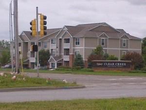 Clear Creek Apartment