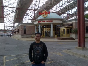 St Louis Hard Rock Cafe