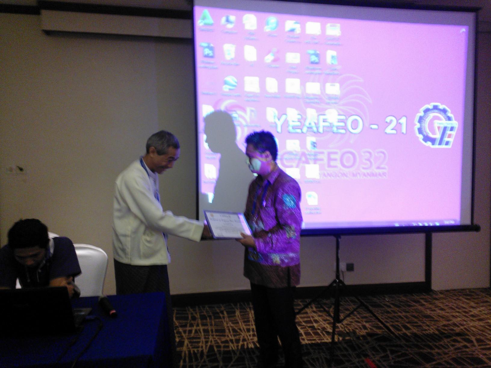 CAFEO32 Certificate Handshaking