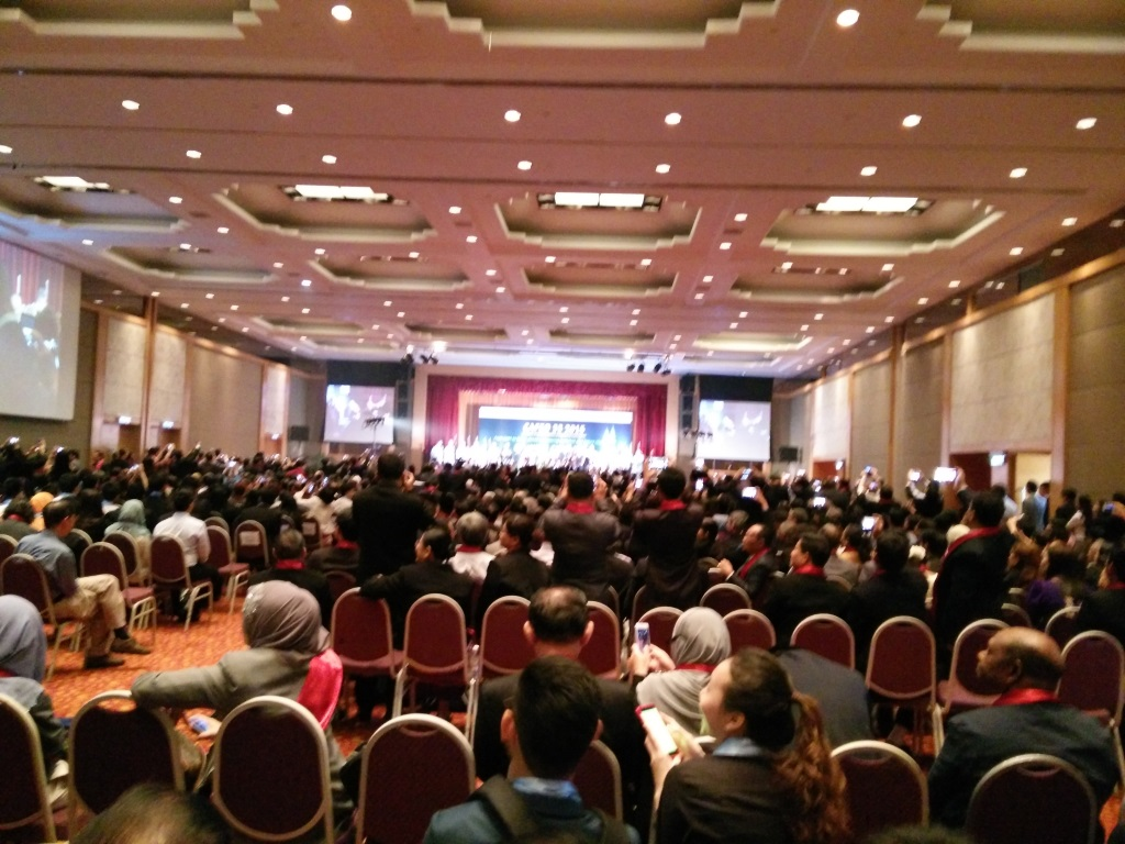 3-CAFEO Opening Ceremony