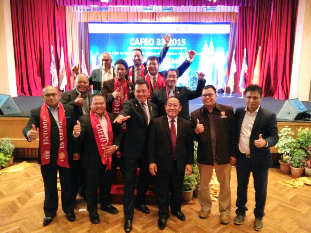 4-CAFEO33 Delegates
